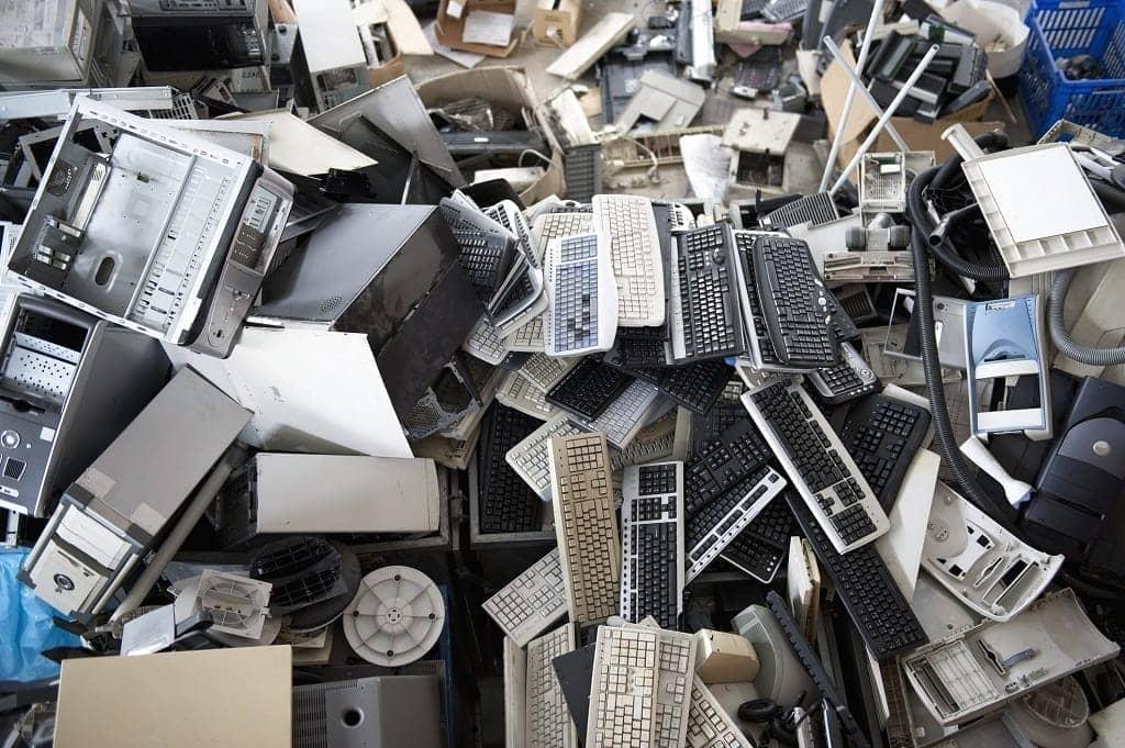 elektro śmieci